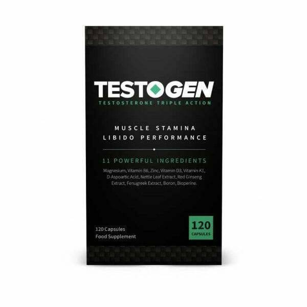 TestoGen Reviews