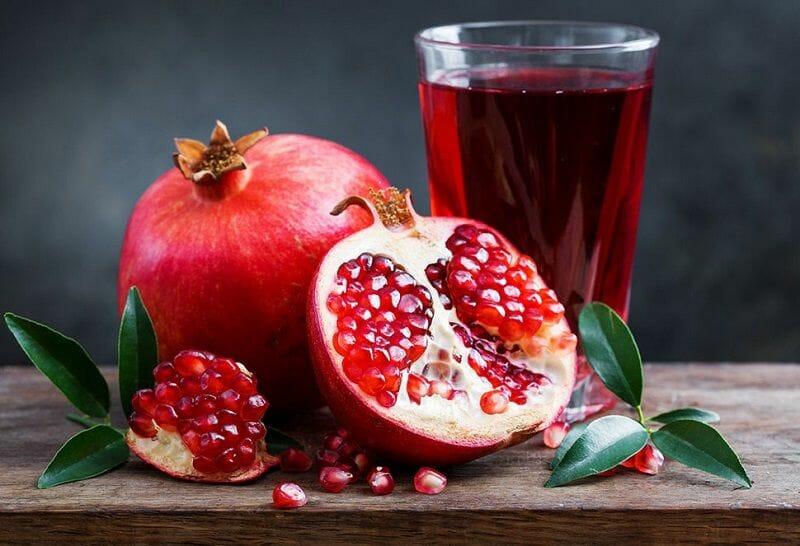 Pomegranate penis enlargement foods