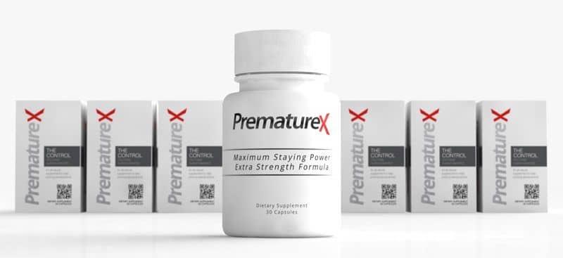 PrematureX-Supplement