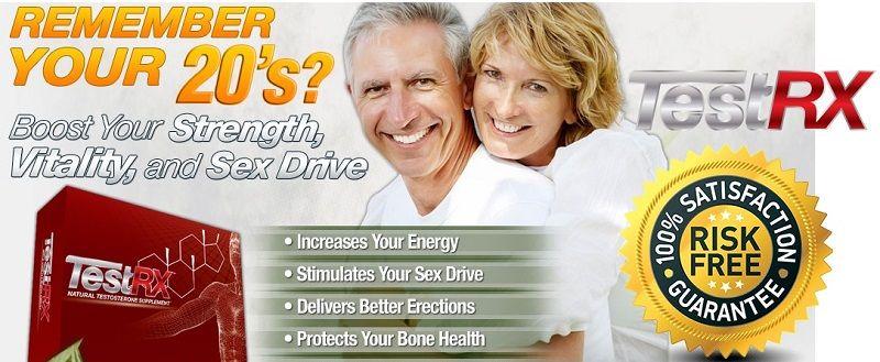 TestRX Pills Benefits