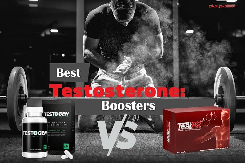 Testosterone Booster Comparison