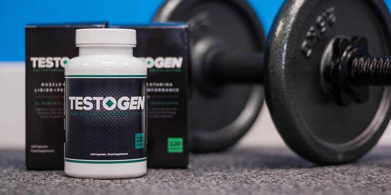 TestoGen Best Testosterone Boosters