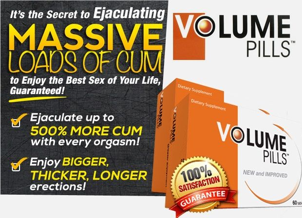 Benefits of Volume Pills